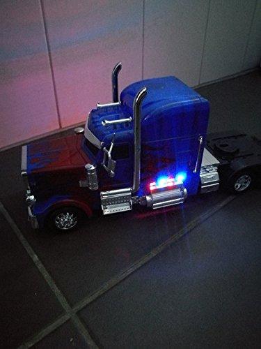 Unbekannt RC Truck Lastwagen USA Freightliner Ferngesteuerter Truck RC 69cm Länge- Hammerbeleuchtung f72e2d