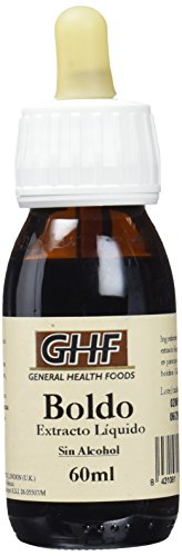 GHF - Extracto de Boldo, 50 ml
