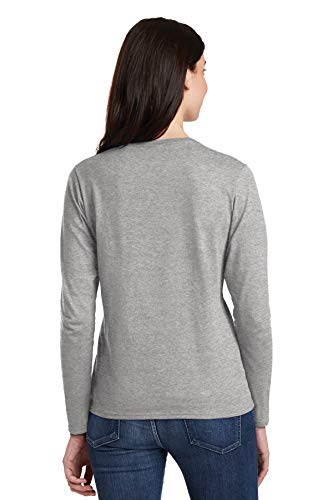 Gildan 5400L Missy Fit Heavy Cotton Fit Long-Sleeve T-Shirt
