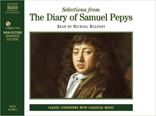 The Diary of Samuel Pepys: Selections: Amazon.co.uk: Samuel Pepys ...