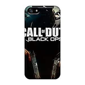 Iphone 5/5s Case Cover Call Of Duty Black Ops Case - Eco-friendly Packaging