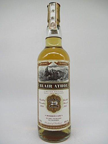 ブレアアソール 29年 1988 オールドトレインライン (ジャックウィバース) 49.1度 700ml B07CGGM944
