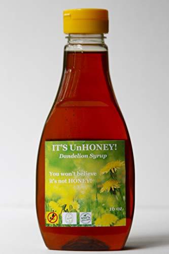 Vegan Honey Substitute It's Unhoney Dandelion Syrup