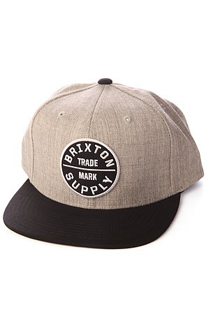 Brixton Men's Oath III Hat
