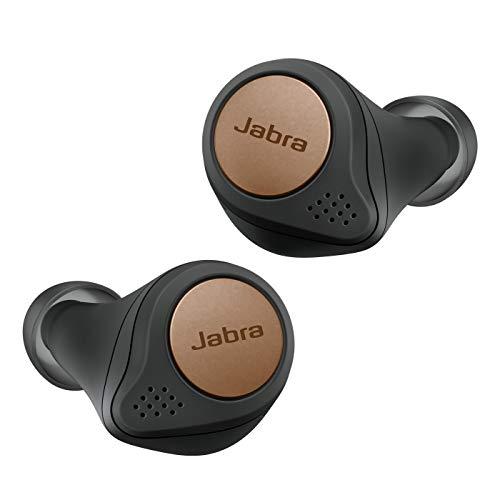 Jabra Elite Active 75t Amazon Edition Oordopjes – Echt Draadloze Sport Oordopjes met Actieve Ruisonderdrukking en Lange…