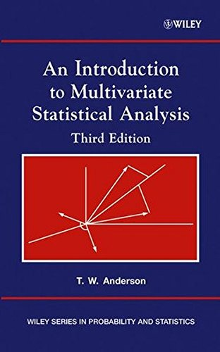 An introduction to multivariate statistical analysis theodore w an introduction to multivariate statistical analysis theodore w anderson 9780471360919 statistics amazon canada fandeluxe Image collections