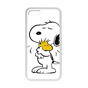 Lovely unique Snoopy fashion plastic phone case for iPhone 5c