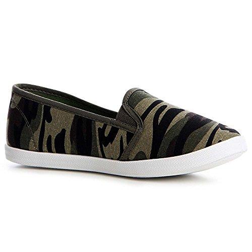 Topschuhe24 Donna Topschuhe24 Mascheramento Sneaker Mascheramento Topschuhe24 Sneaker Donna 7XdqP6q