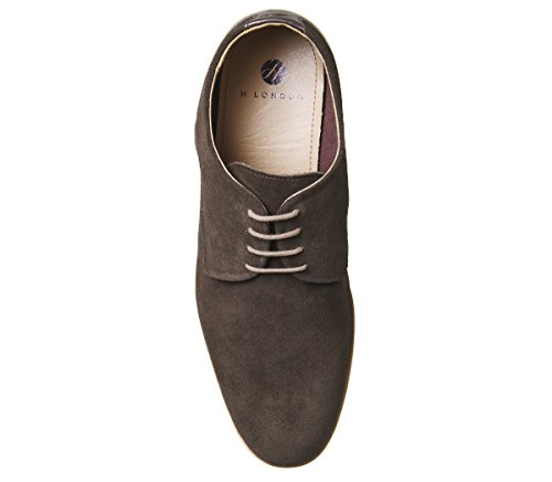 popular cheap online Hudson Men's Antrim Derbys Chocolate Suede cheap from china cheap with mastercard discount shop EVctGY