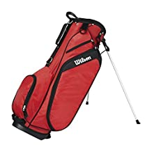 Wilson Profile Carry Bag, Red