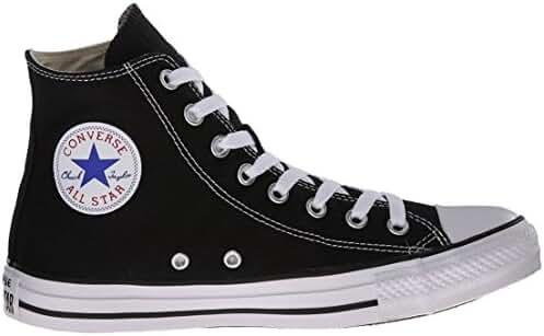 Karmaloop Converse The Chuck Taylor All Star Core Hi Sneaker Black (10.5 D(M) US, Black_Men size)