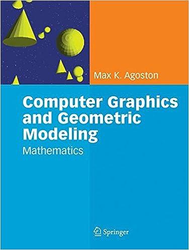 STE6238 Geometric Modelling - 5 stp