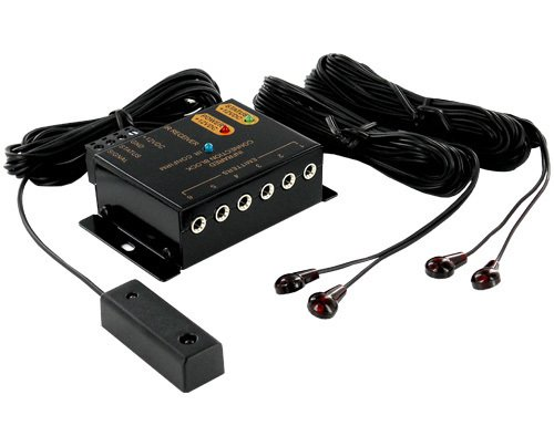 HdtvHookup® IR Infrared (IR) Remote Control Receiver Kit (Go Hdtv Cable Kit)