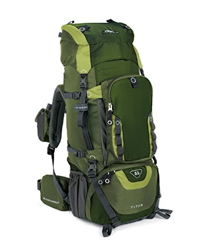 High Sierra Titan Backpack
