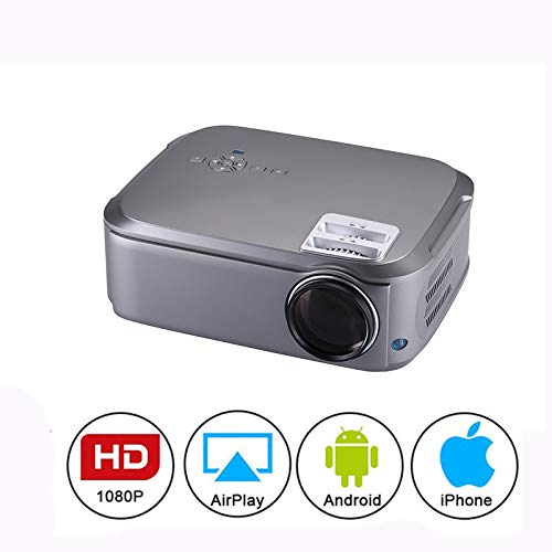 Link Co Proyector de Video inalámbrico Bluetooth 4.0 Mini película ...