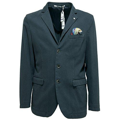 Coats co p Men Uomo At Giacche Giacca Jacakets Petrolio 7346l a71X8qW