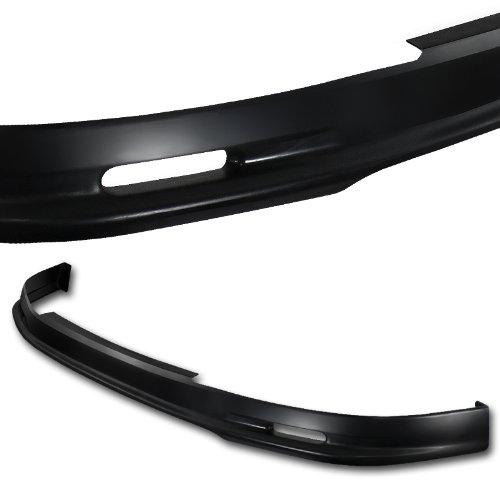 Jdm Style Front Lip (99-00 Honda Civic JDM MUG Style Polyurethane Front Bumper Lip)