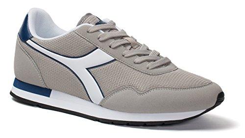 Diadora Shoes Running Sneaker Jogging Men Breeze Paloma Grey 45 Grigio Size 11