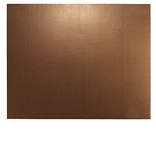 "TFX Nonstick! All-In-One Kitchen Half Size Baking Sheet (3 Pack), 11-5/8 x 16-1/2"", Brown"