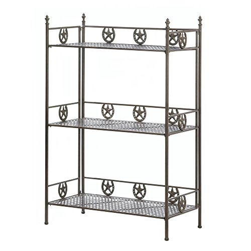 Zingz and Thingz Wild West Iron Rack by Zingz & Thingz
