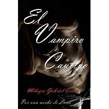 El Vampiro Cautivo (Por culpa de la Luna nº 2)
