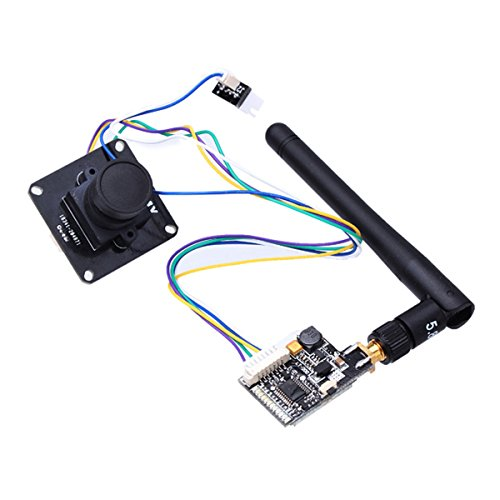Eachine 700TVL 1/3 Cmos FPV Transmitter System 148 Degree Camera Module With (Transmitter Module)
