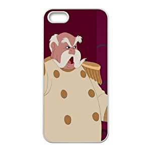 iPhone 5 5s Cell Phone Case White Disney Cinderella Character The King 002 KYS1146926KSL