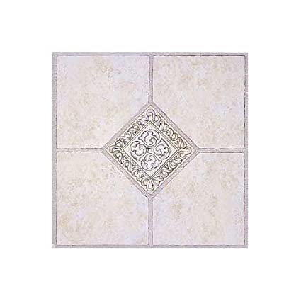 floor tiles best floors ideal kitchen stick self x adhesive for