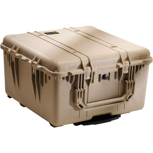 1640 Transport Case with Foam (Desert Tan) [並行輸入品]   B07MMJQVD2