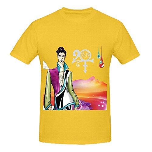 Prince 20ten Men O Neck Customized