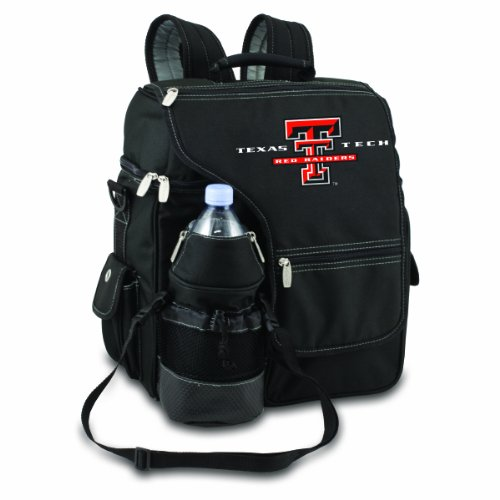 NCAA Texas Tech Red Raiders Turismo Insulated Backpack Cooler ()