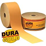 "DURA-GOLD 80 Grit 2-3/4"" PSA Abarasive Roll Longboard Sandpaper"