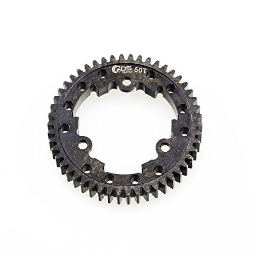 GDS Racing 50T Hard Steel Spur Gear 50 Tooth for RC Monster Truck Traxxas X-MAXX 1/5