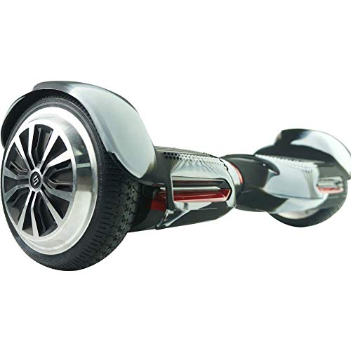 bsport Silicone Scratch Protector for Swagtron Swagboard Vibe T580, 2 Wheels Self Balancing Electric Scooter case