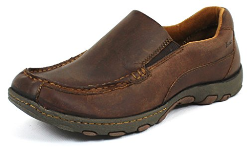 Born Men's of Concept, Eric Slip-on Shoe Brown 8 M