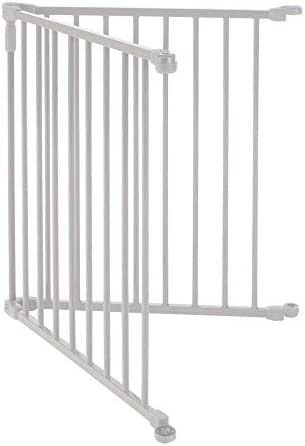 Toddleroo by North States 2-Panel Extension for 3-in-1 Metal Superyard: Adds up to 48