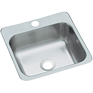 Etonnant Sterling B153 1 Secondary Sink 15 Inch By 15 Inch Top Mount