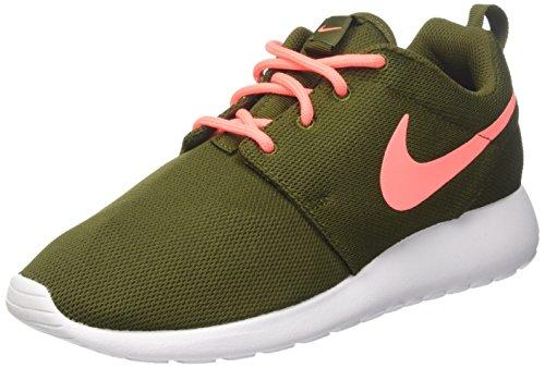 Nike Wmns Roshe Én - 511882306 Grøn-orange 6bWje0F