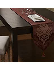 European Style Poly Leather Table Runner