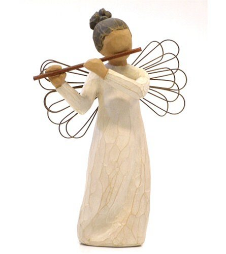 Tree Flute (Willow Tree Angel of Harmony)