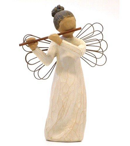 Tree Flute (Willow Tree Angel of Harmony)