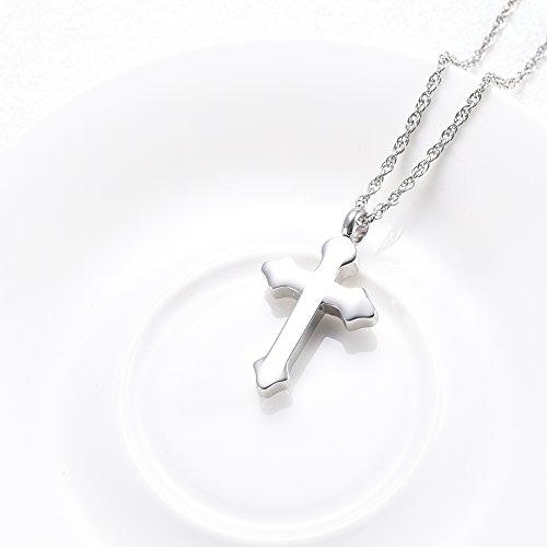 wonderful jewerly Cross Cremation Jewelry Waterproof Pendant