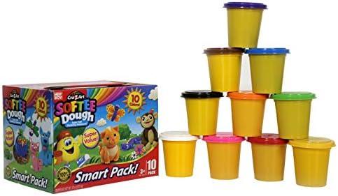Cra-Z-Art Giant Color Craze 20 Dough Pack Cra Z Art 13588