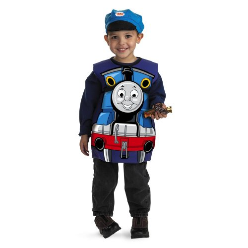 Thomas the Tank Engine Candy Catcher Costume - One Size Child ()
