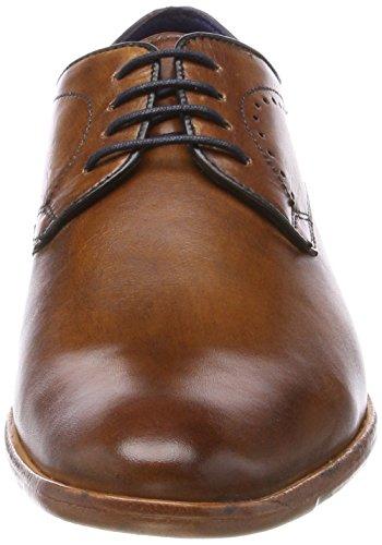 Daniel Hechter Mannen 811229131100 Derby Bruin (cognac)