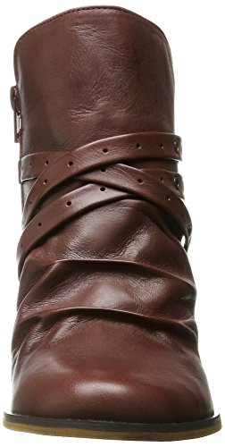 Women's Bella Tan Dark Boot Kiki Leather Vita FHxvHq6