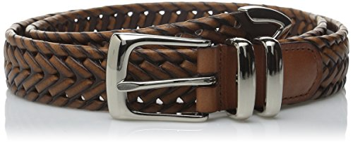 Perry Ellis Mens Portfolio Braided