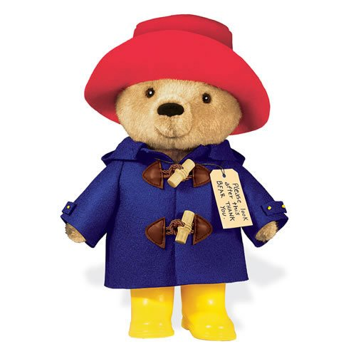 """Paddington Bear 10"""" from YOTTOY"""