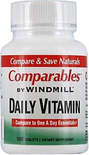 Windmill Daily Vitamin 100 Tablets - 3