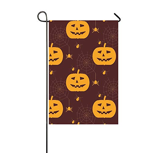 WBSNDB Home Decorative Outdoor Double Sided Halloween Silhouettes